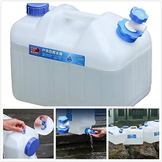 RSH Bidón Plástico con Grifo Contenedor De Agua con Grifo ...