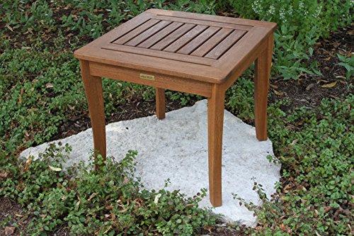 Outdoor Interiors 19470 Eucalyptus End Table Tables