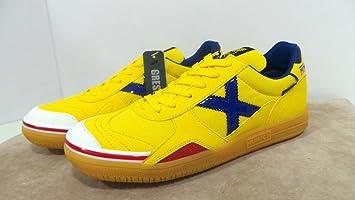 f757d9352f4 Munich Gresca Giallo - Football Boots, Men, YELLOW - (Yellow ...