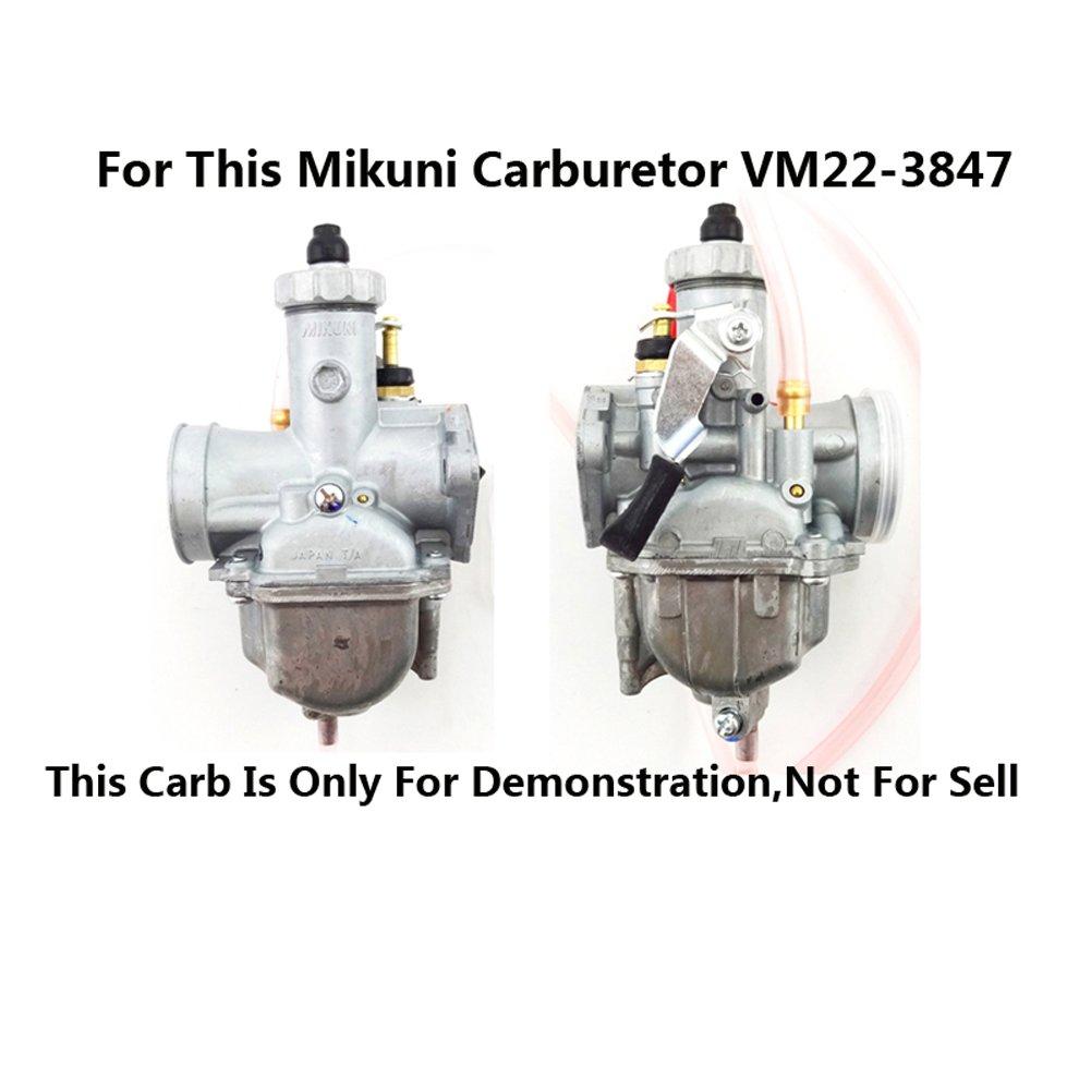 stoneder Vm22 - 3847 Mikuni carburador flotador bol junta de ...