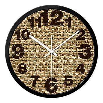 Schon Wohnzimmer Wandstärke Der Kreative Wanduhr Ma Mode Konzept Der  Ultra Ruhig Uhren HK0037,