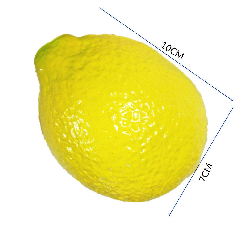 5pcs Maracas coctelera en forma de fruta - Plátano, Manzana, Limón ...
