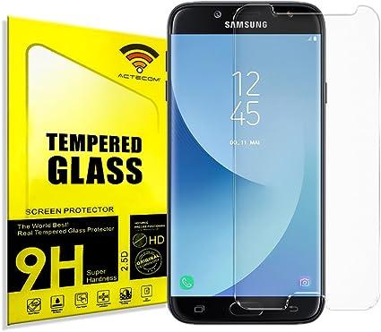 actecom® Protector DE Pantalla Compatible para Samsung Galaxy J5 ...