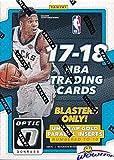 2017/18 Panini Donruss OPTIC NBA Basketball EXCLUSIVE Factory Sealed Blaster Box! Look for ROOKIES, PRIZMS & AUTOGRAPHS of Donovan Mitchell, Kyle Kuzma, Jayson Tatum, Lonzo Ball & More! WOWZZER!