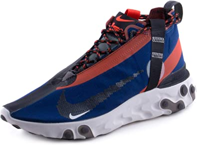 piantatore azione entusiasmo  Amazon.com | Nike React Runner Mid Wr Ispa Mens Running Trainers At3143  Sneakers Shoes | Fashion Sneakers
