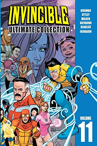 (Invincible: The Ultimate Collection Volume 11 (Invincible Ultimate Collection))