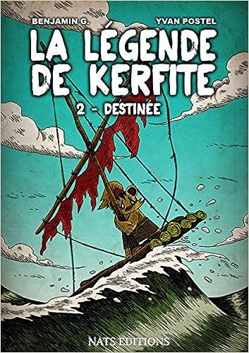 Destinée 2 (FICTION) (French Edition)