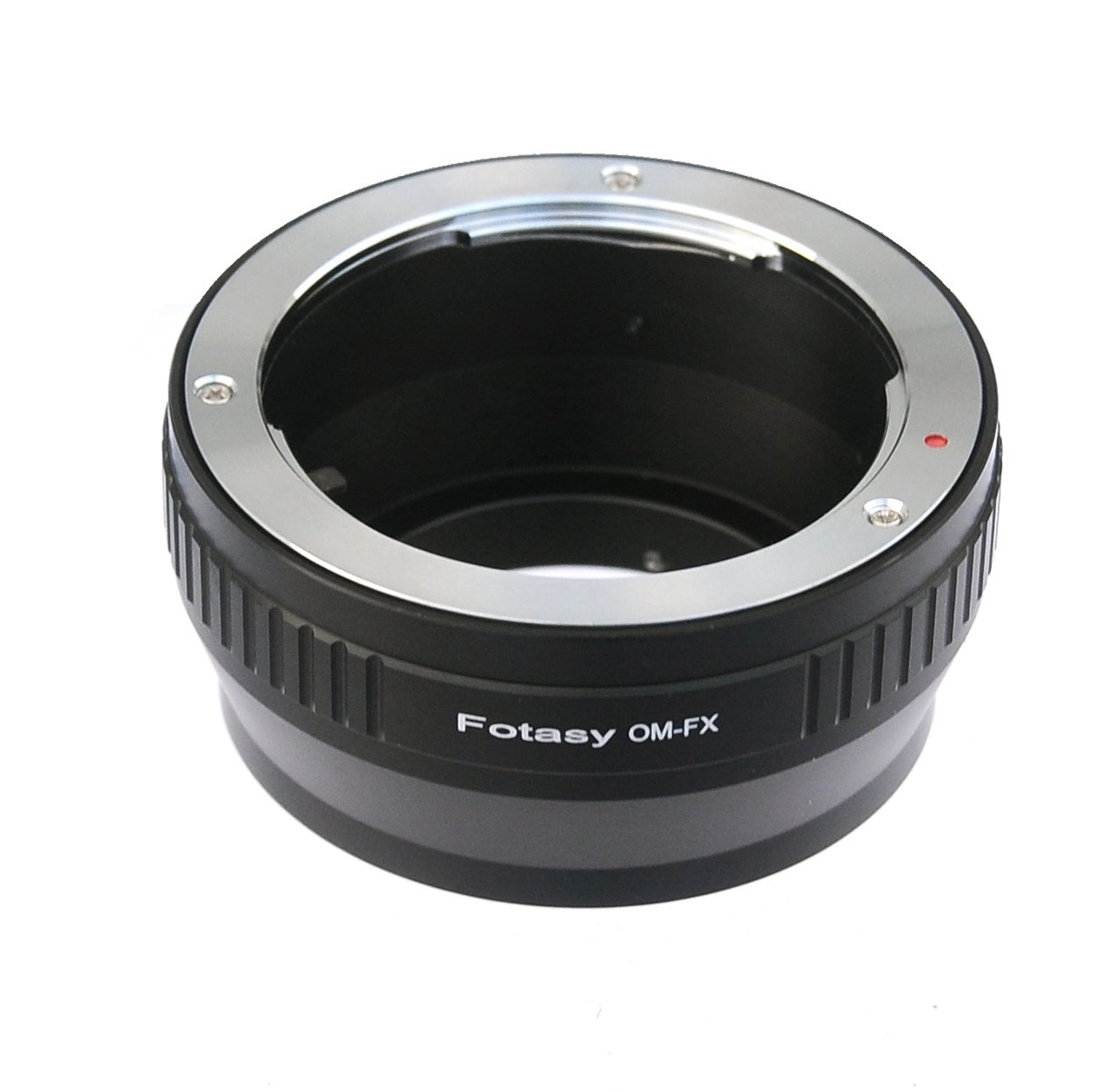 Fotasy AF42 Adjustable Copper M42 42mm Screw Mount Lens to Fujifilm FX Mount Camera Adapter Photography Accessories INC