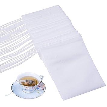 Desechables bolsas de vacío bolsas de té, filtro para té ...