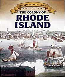 Top 10 Early Rhode Island History Books