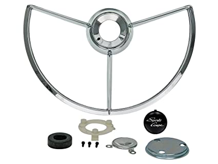 Amazon com: New 1963 Ford Fairlane 500 Sports Coupe Horn Ring