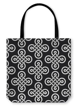 amazon com gear new shoulder tote hand bag celtic irish knots