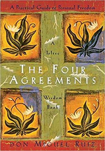 Image result for four agreements  book