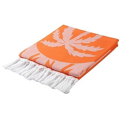 Cacala Serie de Toallas de Baño Turcas Tradicionales de Palm Diseño para baños, Playa,
