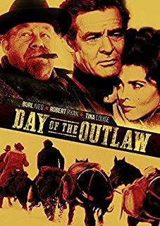 Book Cover: Day of the outlaw