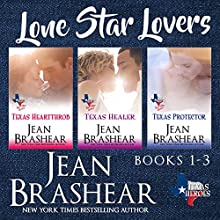 Lone Star Lovers Boxed Set: Texas Heroes Audiobook by Jean Brashear Narrated by Eric G. Dove