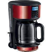 Russell Hobbs 20682-56 Digitaal Glas Koffiezetapparaat, 1.25L