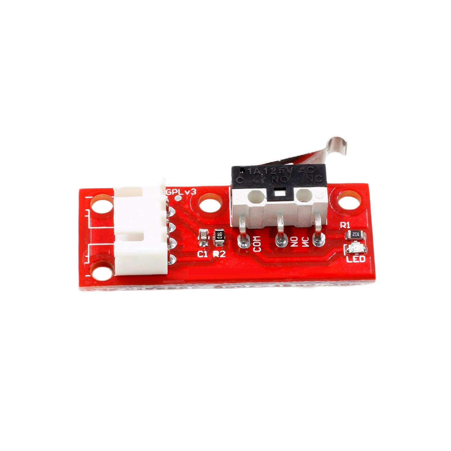 RAMPS 1.4 Optical Endstop Switch Sensor Module Light Control Limit Board with Cable 3D Printer Parts CNC Arduino Electronic