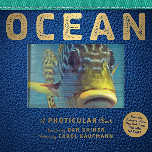 A New York Times bestseller, Ocean is like being on a dive. Using Photicular technology, each image is like a 3-D movie on the page, delivering a rich, fluid visual experience. Open the book, and the reader is swept into the magic of an under...