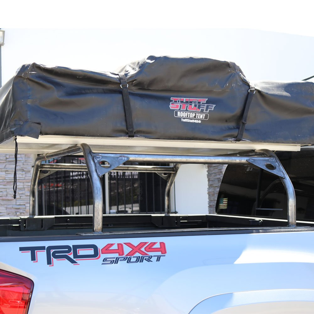 sc 1 st  Amazon.com & Amazon.com: Tuff Stuff Roof Top Tent Bed Rack- Universal: Automotive memphite.com