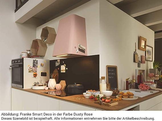 Campana de cocina que se monta en la pared y hecha de acero inoxidable de Franke Smart Deco Fsmd 508 GY - 335.0530.199: Amazon.es: Grandes electrodomésticos
