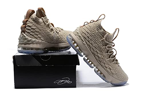 52dc4395c92b3 bashy fashion 2018 Nike Lebron XV Brown - Basketball Shoes,Lebron ...