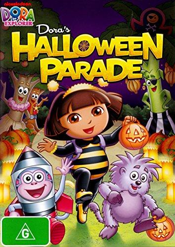Dora The Explorer Dora's Halloween Parade (Dora the Explorer: Dora's Halloween Parade [NON-USA Format / PAL / Region 4 Import -)
