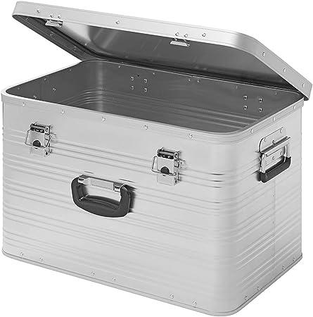 APT Caja de Aluminio para Herramientas (65 L, Aluminio), ohne Zubehör: Amazon.es: Hogar