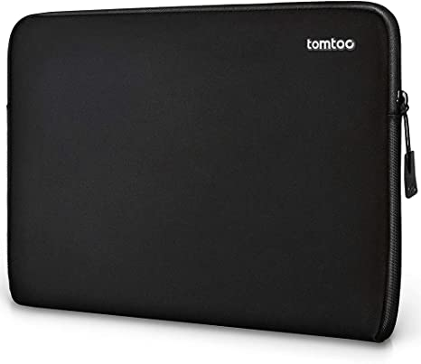 tomtoc 15.6 Inch Laptop Sleeve for HP 2019 Premium 15.6-inch HD Laptop, Lenovo IdeaPad 15.6 Laptop, Acer Aspire E 15 Laptop, Dell Asus Samsung ...