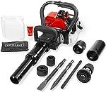 XtremepowerUS Premium 2-in-1 Gasoline Demolition 900W Jack Hammer & T Post