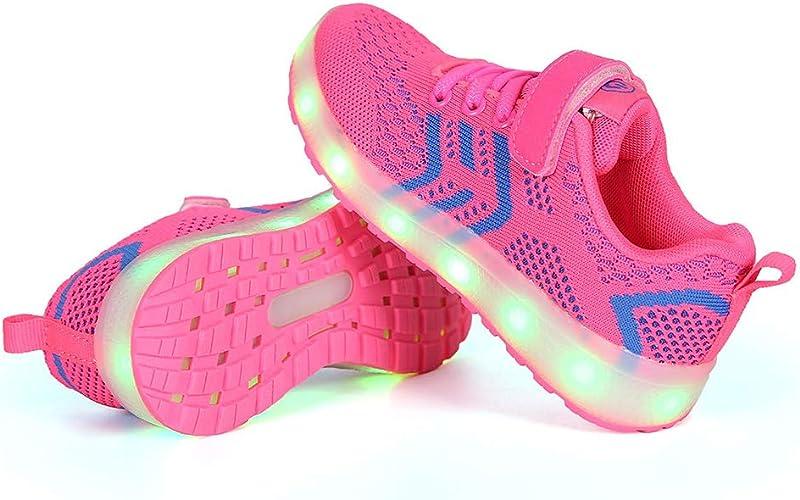 FADVES Glow Sneakers, Glow Shoes