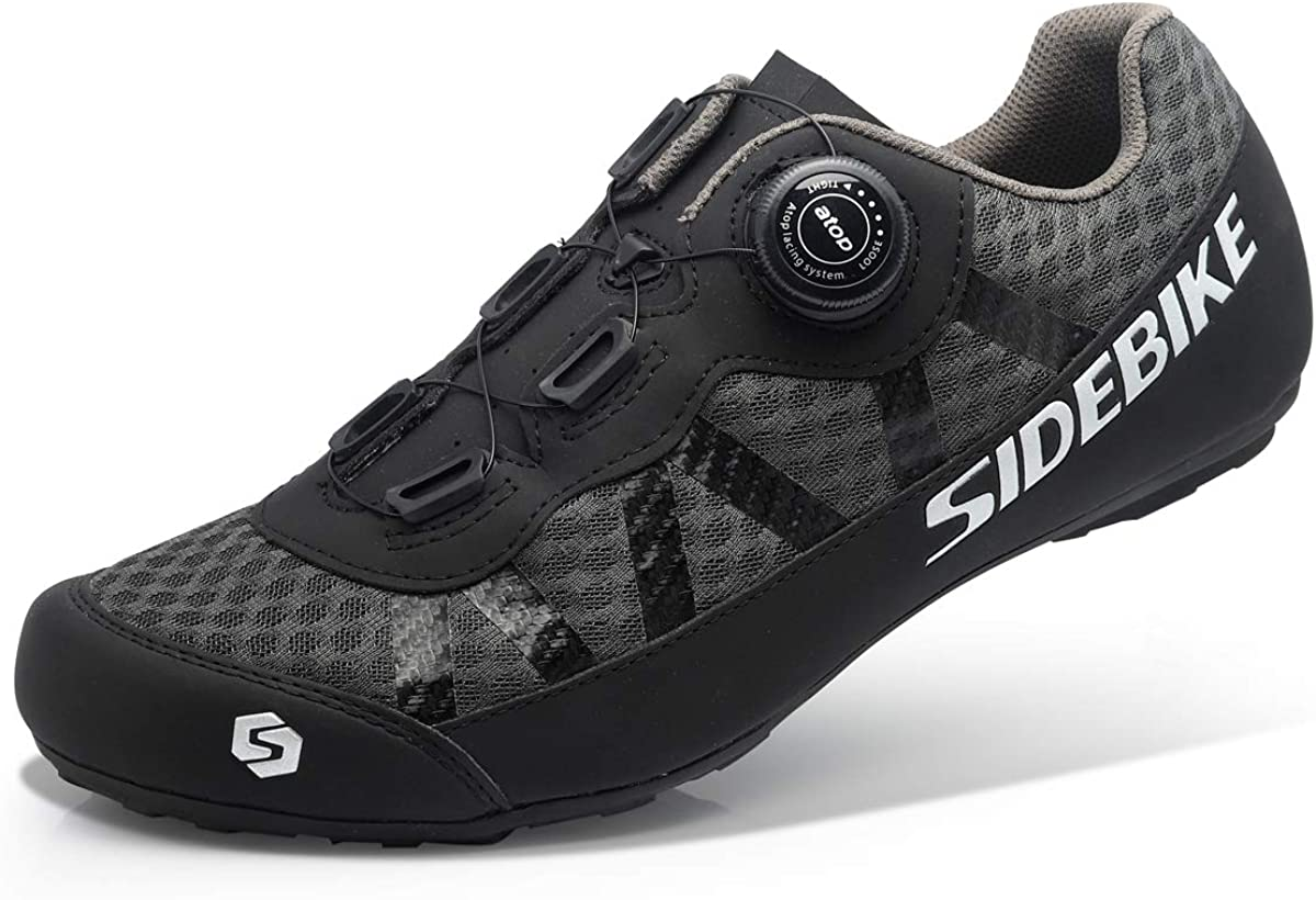 Light Bike Shoes MTB Cycling Sneakers Men Road Bicycle Durable Outdoor Footwear