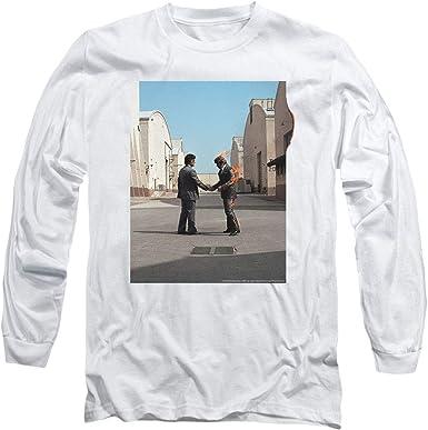 Pink Floyd WISH YOU WERE HERE Album Cover Licensed Sweatshirt Hoodie