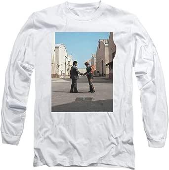 Popfunk Pink Floyd Wish You were Here Rock Album Longsleeve T Shirt & Stickers