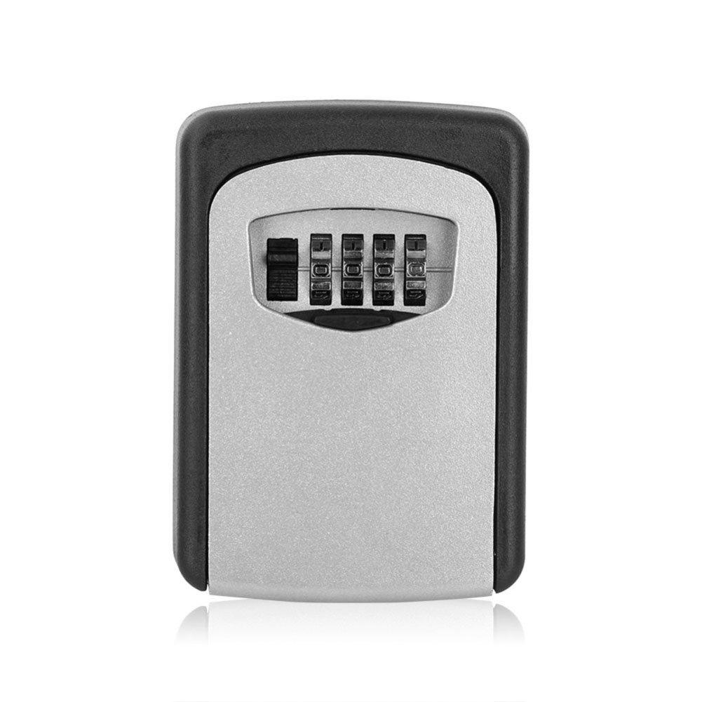 Zantec Cassaforte di chiave di password di casa, contenitore di chiave/Card di camera per hotel