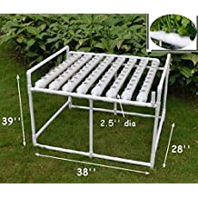 Hydroponic Site Grow Kit Ebb and Flow Deep Water Culture Garden Canada 72 Holes(Item#141053)