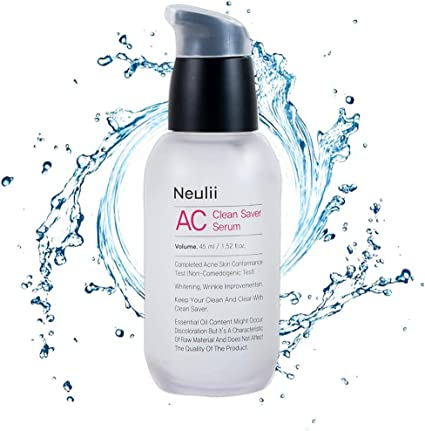 Amazon Com Neulii Ac Clean Saver Serum 1 52 Fl Oz 45ml Acne