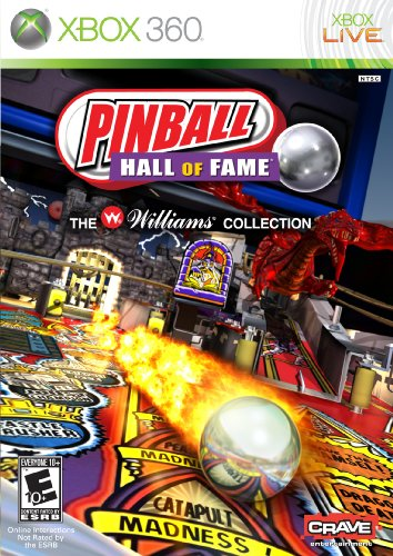 Pinball Hall of Fame: The Williams Collection - Xbox 360 (Tales Of The Arabian Nights Pinball Machine)