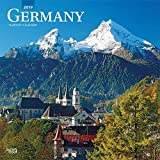 Germany 2019 12 x 12 Inch Monthly Square Wall Calendar, Scenic Travel Europe Germany (Multilingual Edition)
