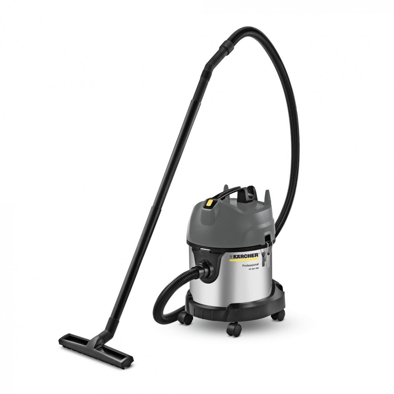 KARCHER 1.428-548.0 Aspirador professional para seco y humedo NT 20//1 Me Classic