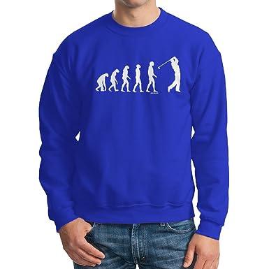 125879a51 Amazon.com: HAASE UNLIMITED Men's Evolution to Golf Crewneck ...