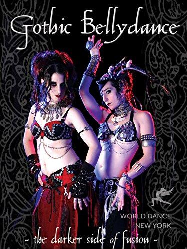 Born Blanche (Gothic Bellydance - Dark Fantasy belly dance)