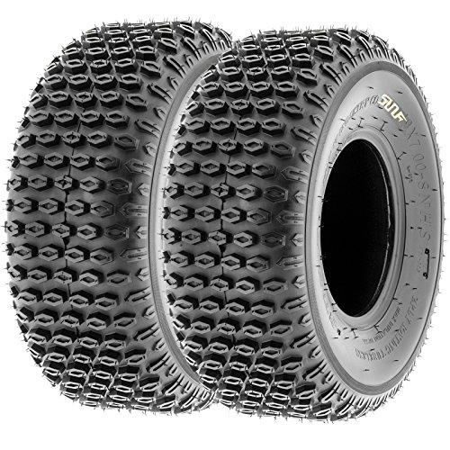SunF Quad ATV Sport Tires 16x8-7 16x8x7 4 PR A012 (Full set of 4) by SunF (Image #2)
