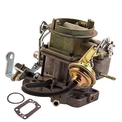 Carburetor Carb for Dodge for Chrysler 318 Engine V8 5.2L 6CIL Engine 2-Barrel 1967-1980: Automotive