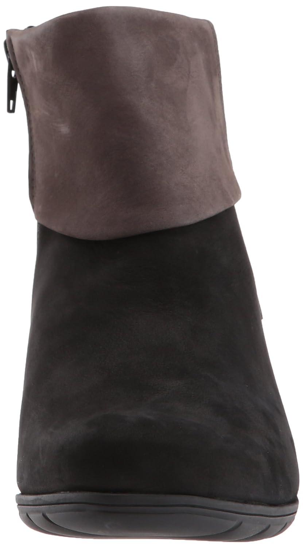 Mephisto Women's 8 Iris Ankle Bootie B06XKMD732 8 Women's B(M) US|Black/Grey/Navy Bucksoft 01d096