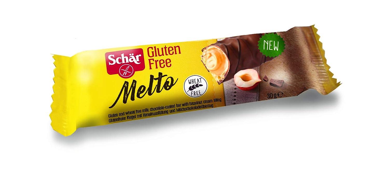 Dr. Schar, Barrita y granola - 30 gr.: Amazon.es ...