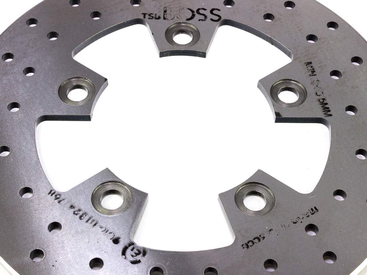 Bremsscheibe hinten TSU SZ22RI