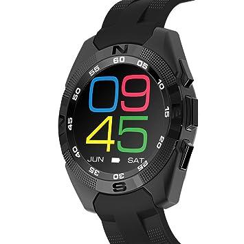 Amazon.com : L@YC New G5 Ultra-Thin Bluetooth Smart Watch ...