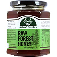 Nature's Nutrition Raw Forest Honey, 400g