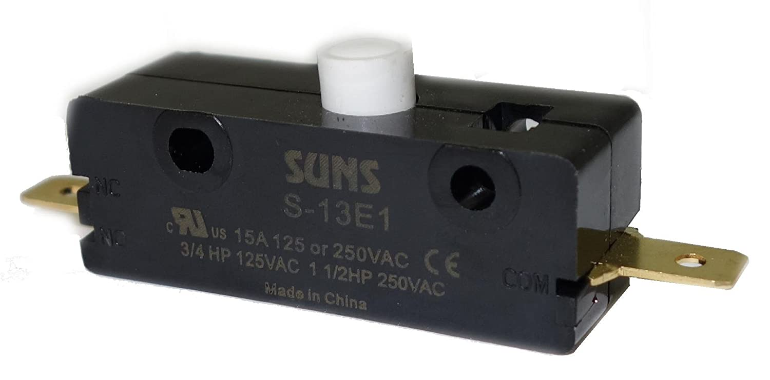 Suns S-19m Panel Plunger Snap Action Micro Switch